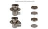 industrijski inox slivnik horizontalni