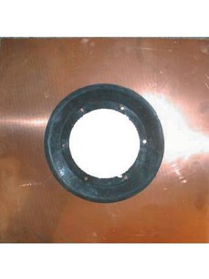 hidroizolaciona prirubnica sa bakarnim limom