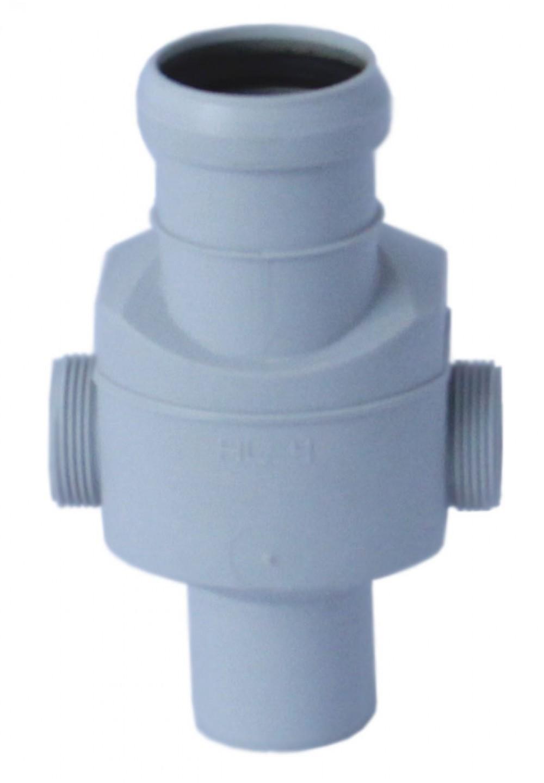 neprovratni ventil za vertikalnu odvodnju