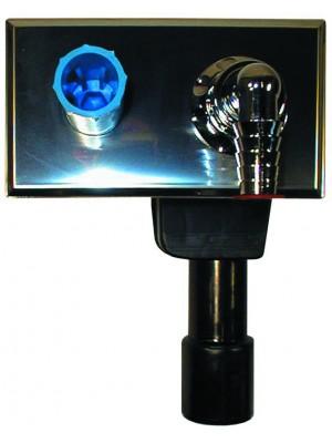 HL ugradni sifon za veš mašinu sa otvorom za čišćenje
